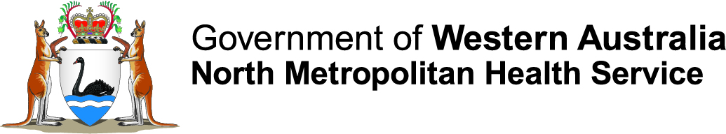 North Metropolitan Health Service Logo