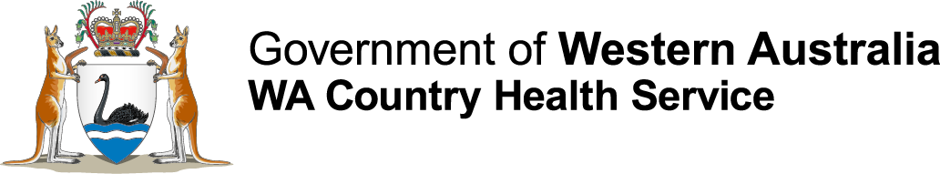 WA Country Health Service Logo