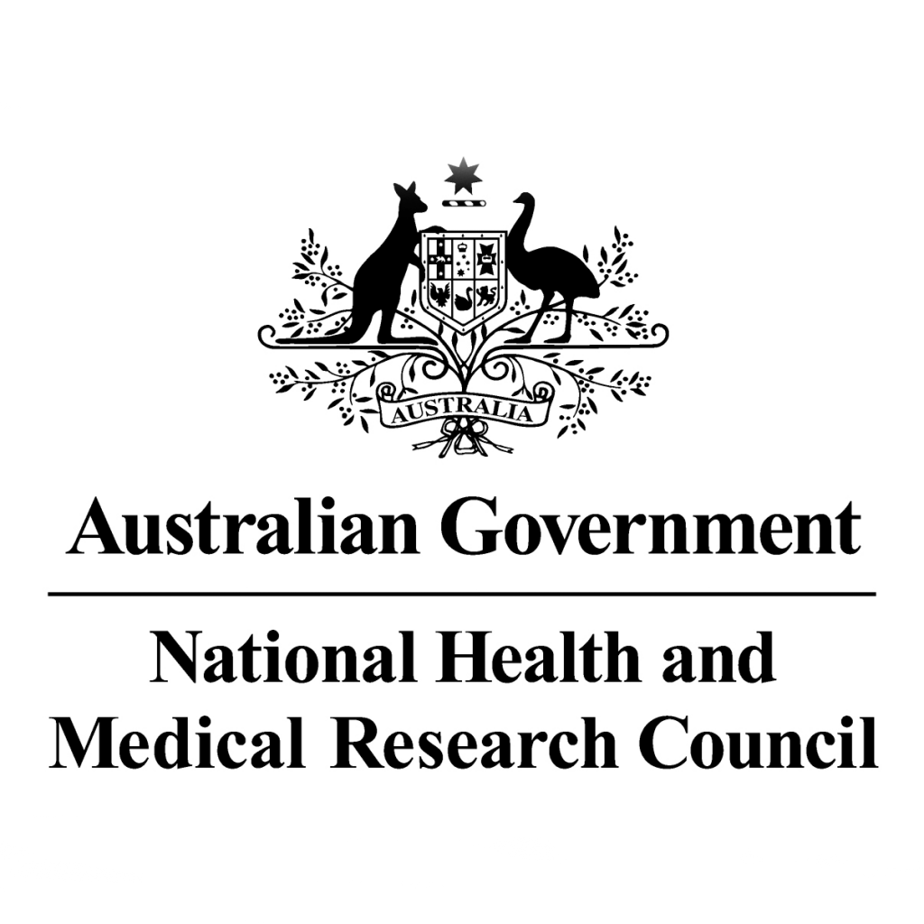 National Health and Medical Research Council (NHMRC) government logo crest